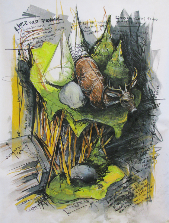 Wile-Wild-drawing-560